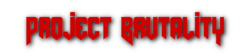Project Brutality Community Assets